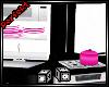 Pink/Zebra Mini Kitchen