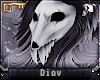 *D* Aliza Skull