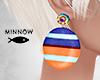 Stripe Earring 2