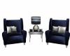 Santorini Coffee Chairs