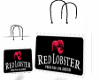 Red Lobster Take Out Bag