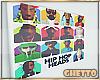 Hip Hop heads Canvas