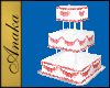 Wedding Cake Square 2