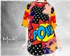ℳ. Pop Art Dress