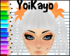 YK| Ice + Tiger Lily