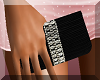 *A*Black Elegant Clutch