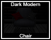 Dark Modern Chair