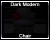 Dark Modern Chair