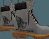 Grey OGCJM Boots