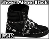 Black Shoes Alone Fem