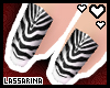 !L Original Zebra Nails