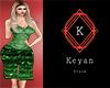 XXL Esmerald Dress