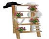 BARN WEDDING Ladder (KL)