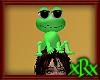 Frog Pal Topper