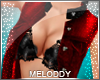 M~ Club Jacket / Red