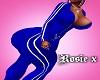 Track Suit RXL Blue