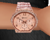 {DS} Rose Diamond WatchL