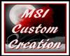 MSI Creator Closet