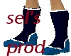 turles saiyan boots