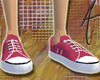 70's Pink Sneakers F