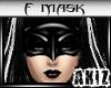 ]Akiz[ PVC F Mask