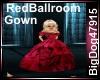 [BD]RedBallroomGown
