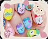 BT21 Nails