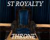 ST ROYALTY THRONE