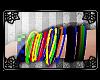 |T| Rainbow Drop Jellies