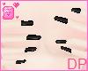 [DP] Long Black Nails