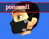 black restraint mask II
