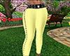 Yellow Skinny Pants RXL