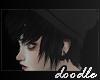 Emo Black | Beanie v2