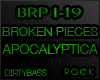 BRP Broken Pieces Lacey