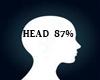 HEAD 87%