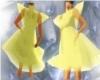 [G] Rosalinda Show Dress