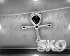 *SK*Ankh Belly Chain(s)
