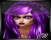 Purple Kiss Long Hair