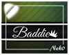*NK* Baddie Body Sign