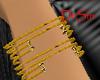 Gold Multi Bracelet