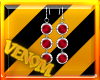 {VM}Christmas Earrings