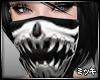 ! X Skull Face Mask II