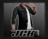 [JGK]Denim Style BLKGRY