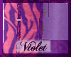(V) custom pink zebra te