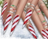 |S| Candy Cane + Rings
