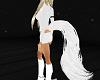 Anmtd WHITE HORSE TAIL