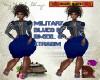 DM:MILITARY BLUE-BMXXL