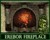 Erebor Fireplace