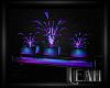 xLx 3 Neon Potted Plants