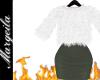Kim K Fur + Skirt v3